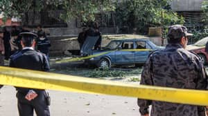 Egypt Bomb Blast Leaves 37 Dead And More Than A Hundred Injured