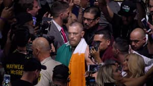 A Death Threat Has Reportedly Been Issued Against MMA Fighter Conor McGregor After 'Bar Fight'