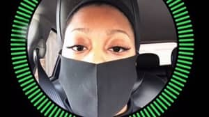 Woman Shares How To Unlock iPhone Using Face ID While Wearing Mask