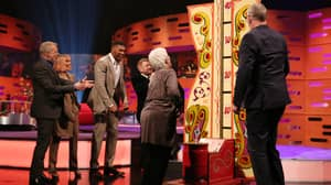 Anthony Joshua Takes On Arcade Hammer Game And Lets Everyone Down