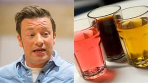 Jamie Oliver Wants To Ban Selling Energy Drinks To Kids