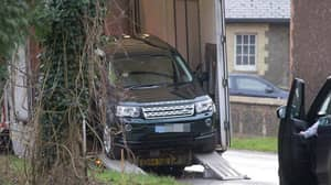 Prince Philip Has Brand New Land Rover Dropped Off Following Crash