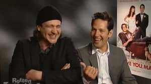 Did Paul Rudd and Jason Segel Get Really Baked Before An Interview?
