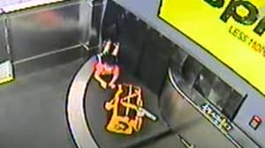 Two-Year-Old Fractures Hand After He Climbs Onto Luggage Carousel