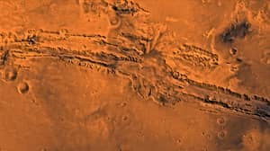 Declassified Documents Suggest CIA Observed 'Life On Mars' In 1984