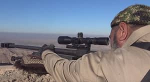62-Year-Old Sniper Claims To Have Killed 173 ISIS Terrorists
