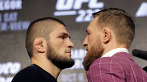 Conor McGregor Offers Khabib Whisky And Calls His Manager 'Terrorist Snitch'