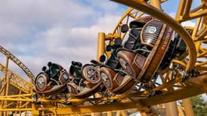 UK Theme Park Set To Open First-Of-Its-Kind Free Spinning Rollercoaster