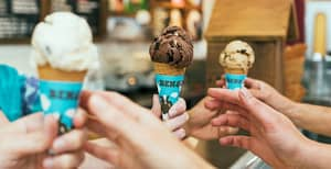 Today Is 'Ben & Jerry's Free Cone Day' And You Get As Many As You Like