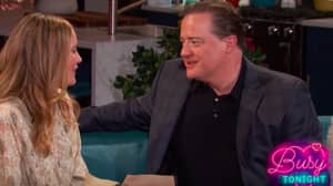 Brendan Fraser Confesses To Loving George Of The Jungle Co-Star Leslie Mann During Resurfaced Interview