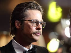 Brad Pitt Saves Young Fan From Being Crushed In Crowd
