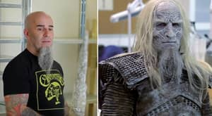 Here's How To Turn Yourself Into A White Walker From 'Game Of Thrones'