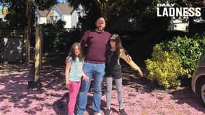 Dad Pranks Kids Telling Them They Have To Go To School Seven Days A Week After Lockdown