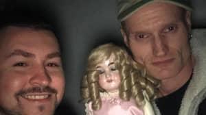 Creepy Photo Captures 116-Year-Old Doll Blinking - Despite Having No Eyelids