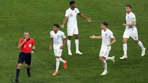 England Fans Are Slating Referee From World Cup Semi-Final