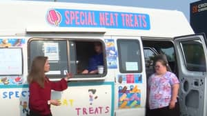 Dad Buys Ice Cream Van To Give Jobs To His Kids With Down Syndrome