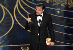 Leonardo DiCaprio 'Spent The Night' With English Reality 'Star' After Oscar Win