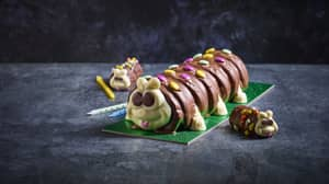 Aldi Expertly Trolls Marks & Spencer Over Cuthbert The Caterpillar Legal Action