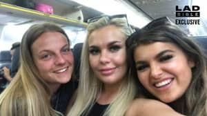 Girl Goes On Holiday From Hell To Ibiza And Sums It Up In Three Snapchat Pictures