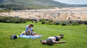 Health Warning Issued As UK Braces Itself For Hottest Day Of The Year