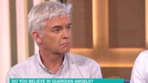 Phillip Schofield Picks A Fight With God Himself