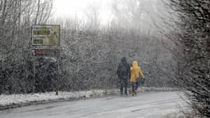 UK Set For Early Winter As Arctic Freeze Heads Straight For Us