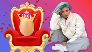 Kylie Jenner Has Brilliant Response To Being Knocked Off Instagram Top Spot By Egg