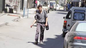 This War Photographer Ditched His Camera To Help Dying Syrian Children