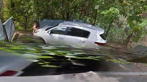 Google Maps Car Snaps Naked Couple Doing A Bit Of Mountain Mounting