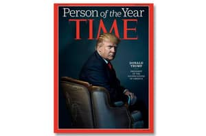 Time Magazine Actually Went Savage On Their Donald Trump Cover