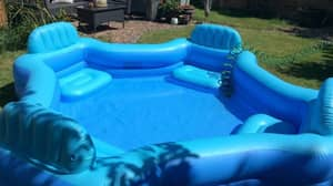 There's A Cut-Price Alternative To ASDA's Sold Out Inflatable Pool