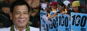 President Of The Philippines' Crackdown On Drugs Leads To Almost 4,000 Deaths