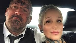 Heavily Tattooed Couple Say They're Being Targeted By Neighbours Over Appearance
