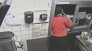 McDonald's Worker Proves Himself A McHero By Saving Policewoman's Life