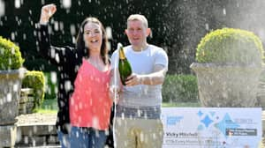 Mum Lands £10,000 A Month For 30 Years With National Lottery's Set For Life