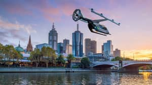 Uber Air Will Be Coming To Melbourne Next Year