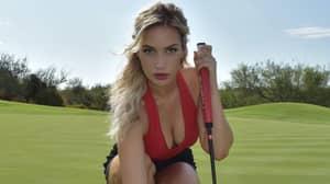 Paige Spiranac Says Men Use Binoculars To Watch Her At Golf Course
