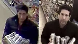 Thief Who 'Looks Like Ross From Friends' Doesn't Actually Look Anything Like Him