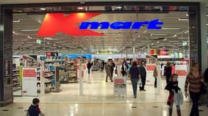 Melburnians Flock To Kmart Stores As COVID Restrictions Lift