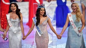 Indian Medical Student Manushi Chhillar Has Been Crowned Miss World 2017