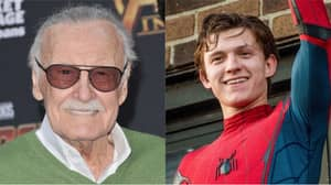 Stan Lee Reckons Tom Holland Is A 'Great Spider-Man'