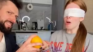 People Are Tricking Friends And Family With Gross Nutella And Orange Prank