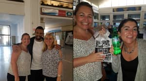 Craig David Bought Two Hungover Women Food And Drinks Because He's A LAD