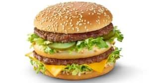 The Grand Big Mac Is Returning To McDonald's