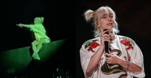 Billie Eilish Interrupts Concert To Have A Go At Event Staff