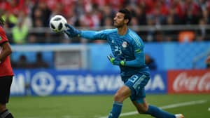 Egyptian Goalkeeper Turns Down Man Of The Match Award Because Budweiser Are Sponsors