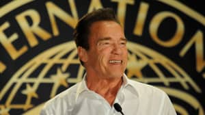 'I'm Back!' Arnold Schwarzenegger Tweets For First Time Since Surgery
