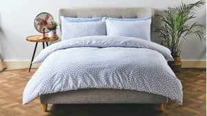 Aldi Launches Cooling Bed Linen Ahead Of Scorching Bank Holiday Weekend