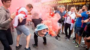 Man With Flare Up His Bum Refuses To Apologise For Euro 2020 Final Antics