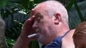 I'm A Celeb Viewers Spot Cliff Parisi 'Smoking' In Camp